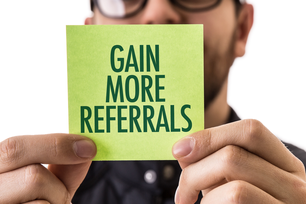 Are You Consistently Asking Your Clients For Referrals?