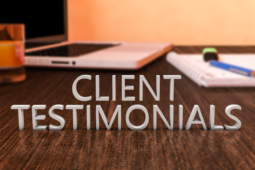 Creating Powerful Client Testimonials